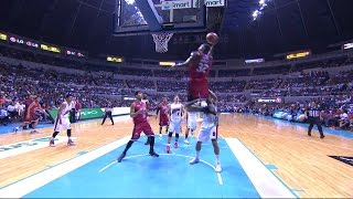 Brownlee Attack in the Sky   PBA Governors' Cup 2016