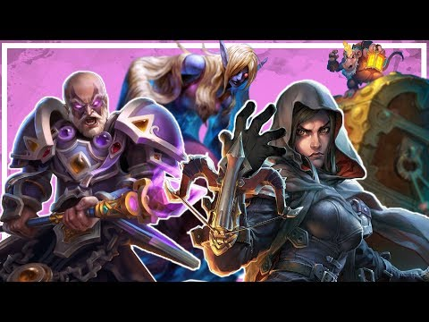 Hearthstone: 49 Minute Game of Complete Insanity
