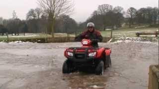 6. ATV Safe - Crossing Water