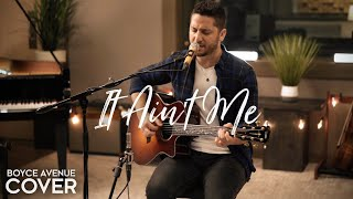 download lagu download musik download mp3 It Ain't Me - Kygo & Selena Gomez  (Boyce Avenue acoustic cover) on Spotify & iTunes