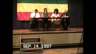 Contributions Of Yeharerwerk Gashaw To Ethio-Politic/Merera Gudina In Dallas