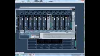 Curso de Mixagem completo Nuendo 4 Aula 1