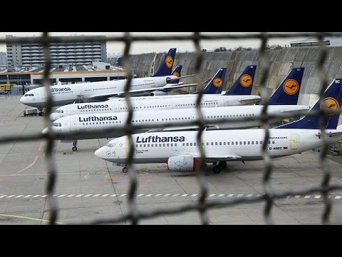 Lufthansa: Παρατείνεται και την Παρασκευή η απεργία των πιλότων
