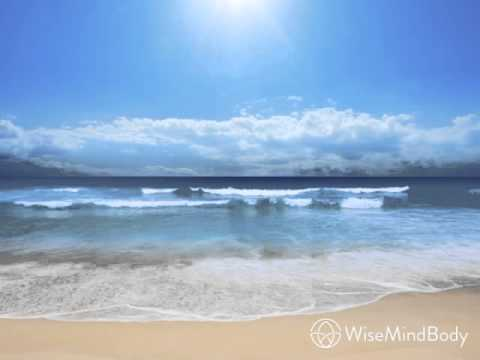 Soothing Ocean Sounds - Relaxation - Stress Relief