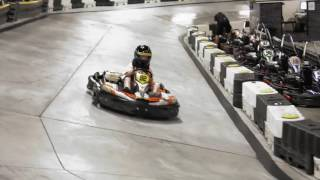 Speedway (IN) United States  City new picture : Speedway Indoor Karting Video - Speedway, IN United States