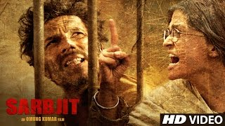 SARBJIT Theatrical Trailer Aishwarya Rai Bachchan Randeep Hooda