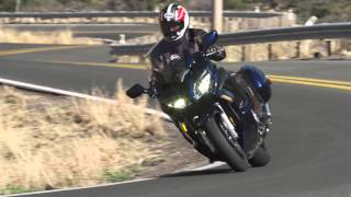 4. First Ride of the 2016 Yamaha FJR1300A and FJR1300ES