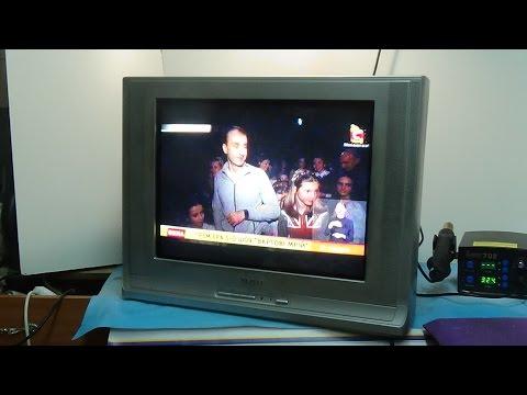 Кинескопный телевизор ремонт своими руками