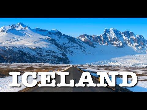 Amazing Iceland 4K (видео)