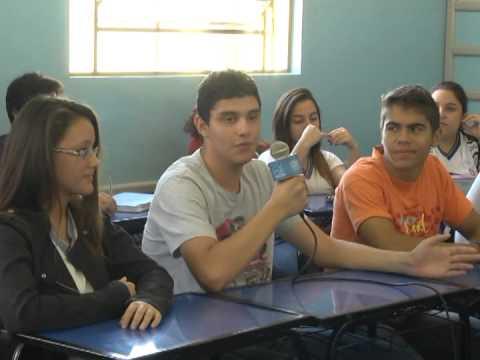 Debate Jovem com a Escola Julia Kubitschek em Passos MG