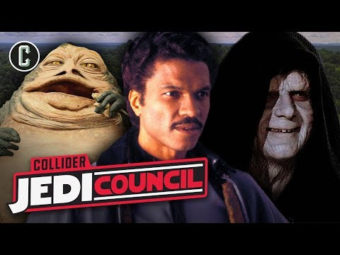 Will Any Other Original Trilogy Characters Appear in Episode IX? - Jedi Council