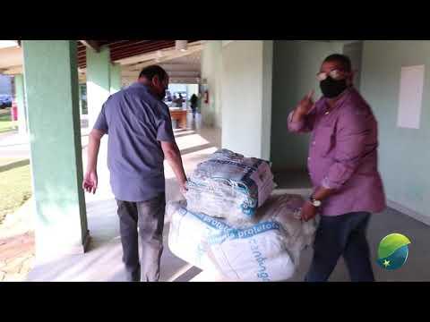 🌞 Sindifiscal/MS Solidário entrega cobertores a entidades carentes em Campo Grande