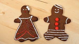 Como fazer biscoitos de Natal