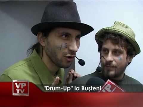 """""""Drum-up"""" la Buşteni"""