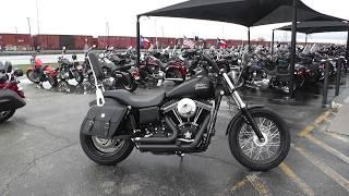 5. 332503 - 2013 Harley Davidson Dyna Street Bob   FXDB - Used motorcycles for sale