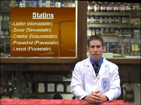Lipitor (Atorvastatin): Know Your Drug