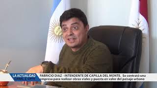 NOTA AL DIRECTOR DE DEFENSA CIVIL: NOTA A CONCHA: SE VIENEN MESES DE SEQUIA E INCENDIOS