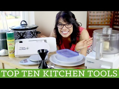 Top Ten Kitchen Tools and Gadgets – Alyssia's Vlog