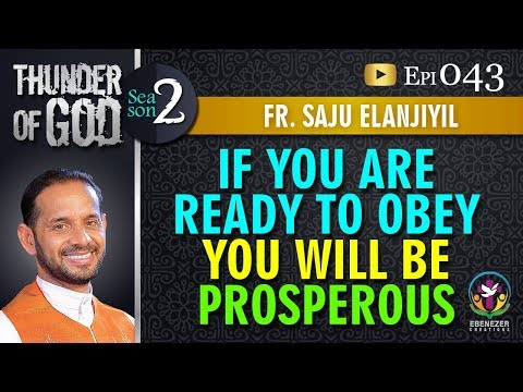Thunder of God | Fr. Saju Elanjiyil | Season 2 | Episode 43
