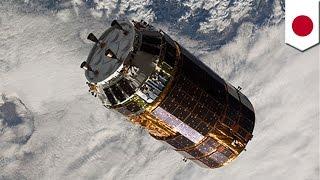 無人補給船「こうのとり」打ち上げ成功、ISSに物資運ぶ