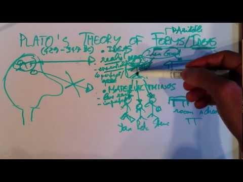 platos theory of forms essay