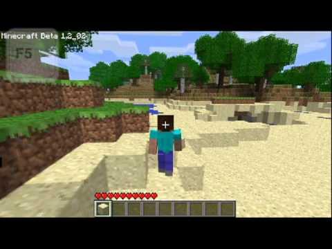 Minecraft(マインクラフト)チュートリアル 操作方法/オプション設定