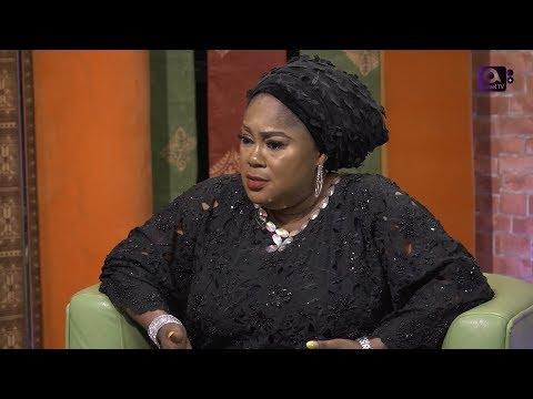 TAYO ODUEKE  a.k.a Sikiratu Sindodo on Gbajumo TV