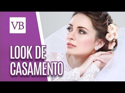 Look do Casamento: Vestido, Cabelo e Maquiagem - Você Bonita (17/05/18)