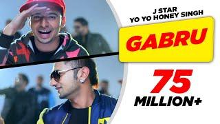 Gabru - J Star ft Yo Yo Honey Singh Official Song HD - International Villager - I.V.
