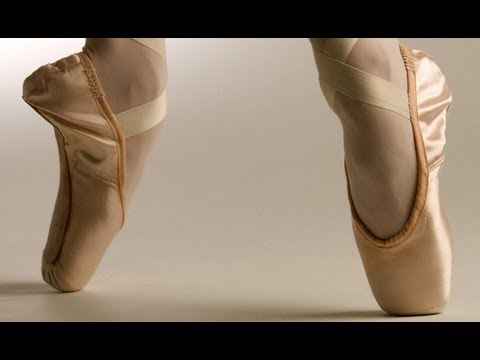 Watch: How pointe shoes are made