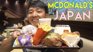 Video McDonalds in Japan: SHRIMP BURGER!? MP3, 3GP, MP4, WEBM, AVI, FLV Juli 2018