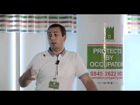 Vacant Property Conference 2012 - Wayne Eldrige | OneLife UK CEO