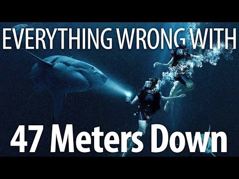 Download Everything Wrong With 47 Meters Down In 12 Minutes Or Less HD Mp4 3GP Video and MP3