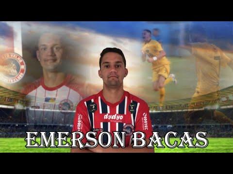 EMERSON BACAS - MEIA ATACANTE - 2020