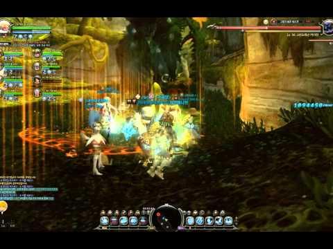 DragonNest Green Dragon raid final round - Greendragon karahan