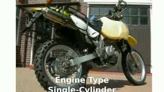 6. 2006 Suzuki DR 650SE -  motorbike Transmission