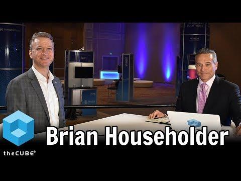 Brian Householder, Hitachi Vantara | PentahoWorld 2017