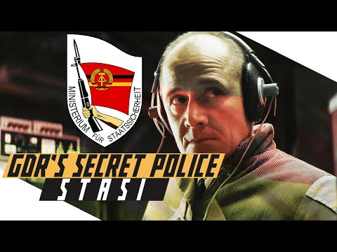 East German KGB - Rise of Stasi - COLD WAR DOCUMENTARY