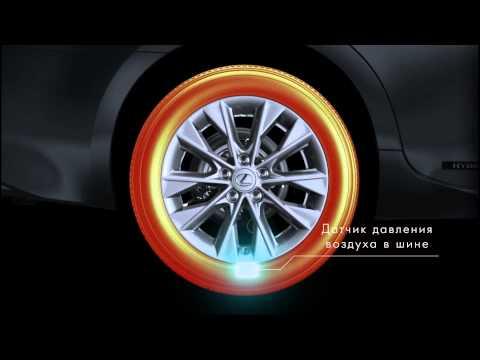 Lexus es шины снимок
