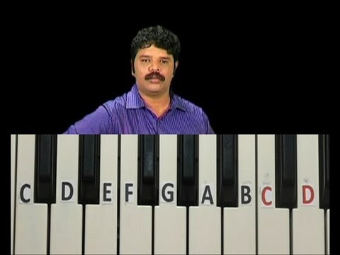 keyboard tutorial - Please contact me for Online Classes on + 91 9885110462. Or mail me at harmony.vk@gamil.com. I am charging 500 per class. This is very easy method for learni...