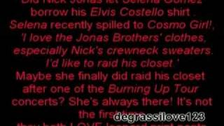 Video NICK AND SELENA SHARE CLOTHES MP3, 3GP, MP4, WEBM, AVI, FLV Desember 2017