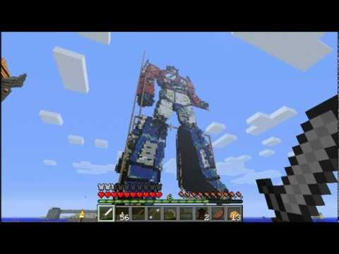 Optimus Prime 8-Bit