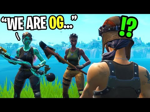 I Joined TRIOS FILL With RENEGADE RAIDER And Met A GHOUL TROOPER...