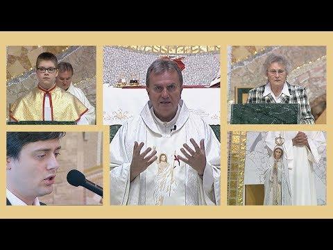 2020-05-10 2020-05-10 vasárnapi szentmise a Gazdagréti Szent Angyalok Plébánián (Húsvét 5. vasárnapja)