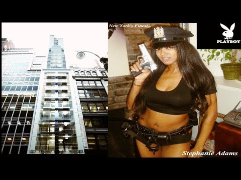Former Playboy Playmate Jumps To Her Death From A Manhattan Hotel.