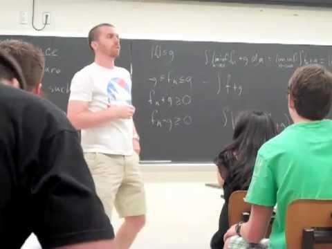 Hilarious April Fools' Prank on Students