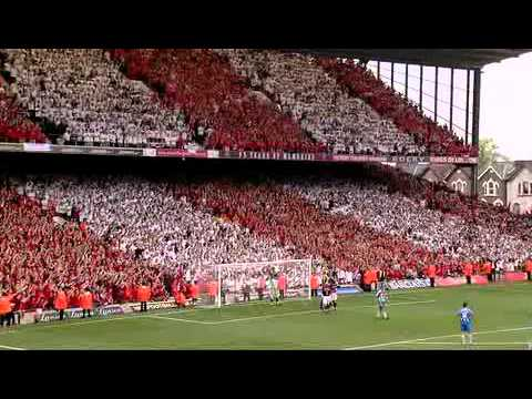 Arsenal v Wigan 2006. Last Day of Highbury