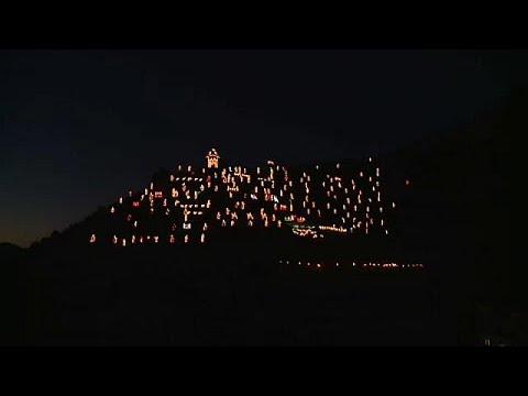 Μία μαγευτική Βηθλεέμ στην Ιταλία
