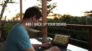Lenovo How-To Back Up Your ThinkPad X1Carbon