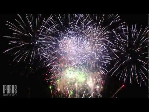 | HD | Best of 2011 (fireworks, Feuerwerk, Vuurwerk) Happy new year!